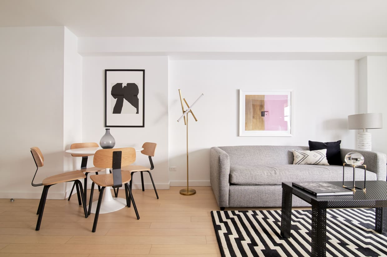 One Bedroom Apartment in New York
