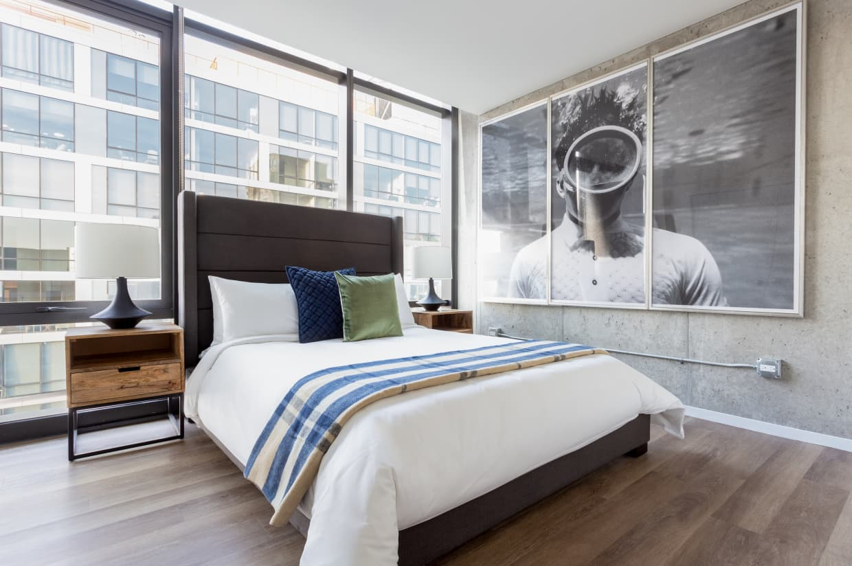 One Bedroom Apartment in Chicago